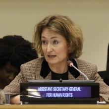 Ilze Brands-Kehris, UN Assistant Secretary-General for Human Rights and senior official on reprisals